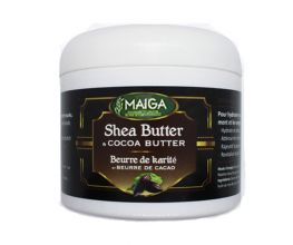 Shea and Cocoa Butter