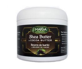 Shea and Cocoa Butter-4 oz