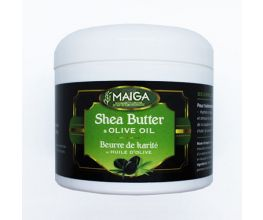 Shea and Olive Oil