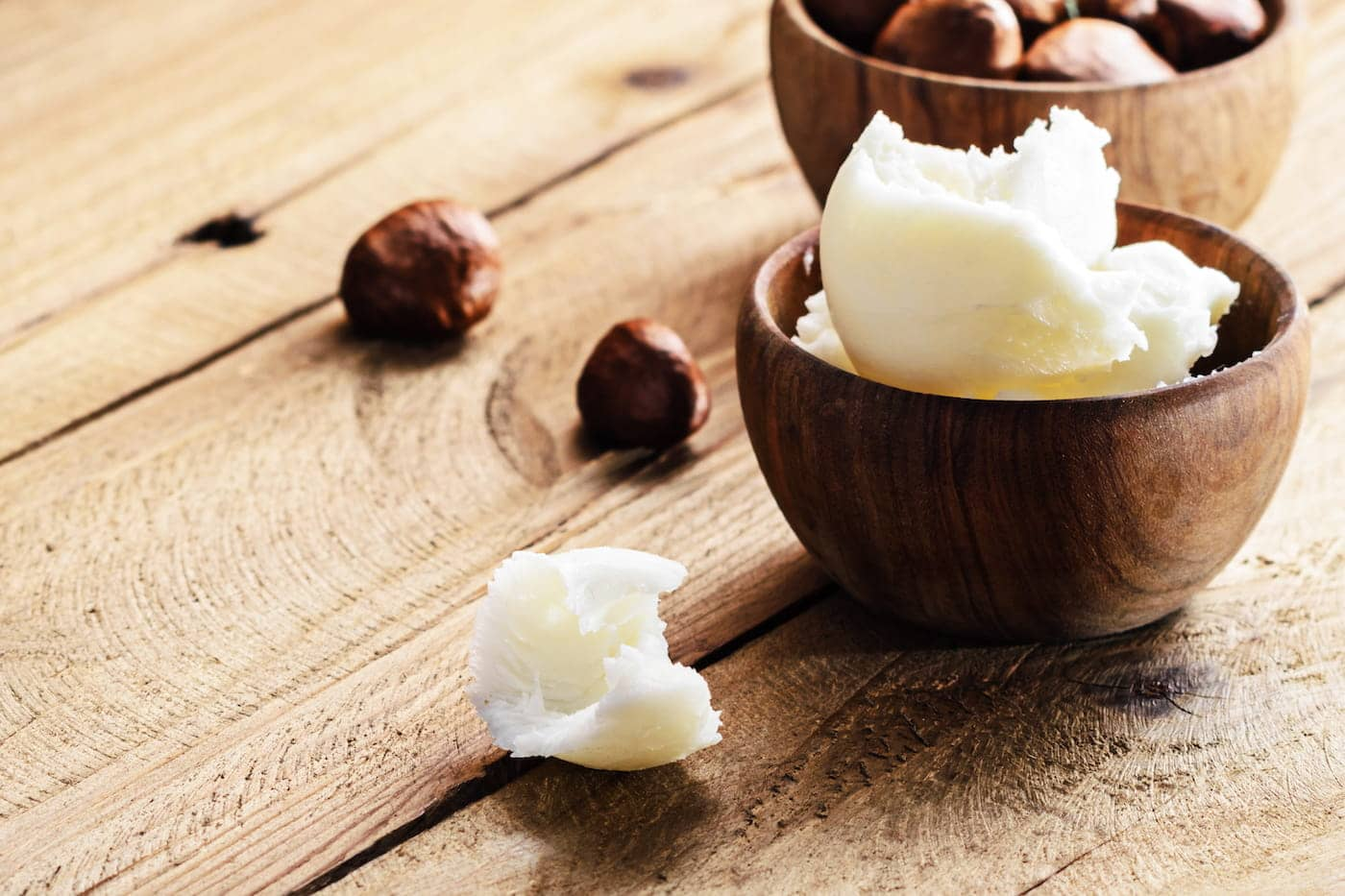 HOW IS SHEA BUTTER MADE?